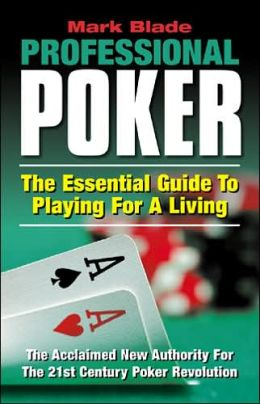 Professional Poker Book