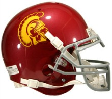 USC helmet pic