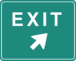 Personal Development Blog Exit